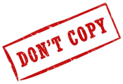 Do You Know The Difference Between Copyright Infringement and Plagiarism ? Strategies Exploited